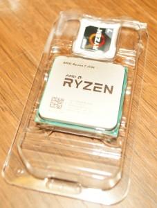 02 CPU R7-1700